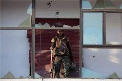 Повстанцы споткнулись у ливийского «Сталинграда»?