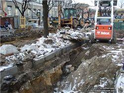 Какие тайны раскрывают надгробия, найденные в центре Петербурга?