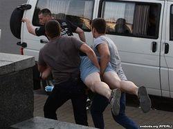 Как прошла очередная акция протеста в Беларуси?