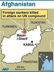 Мир решительно осуждает кровавую расправу в Афганистане
