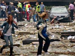 Кто причастен к взрыву в Осло?