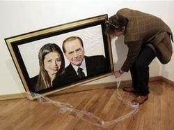Из чего сделана картина Берлускони и несовершеннолетней марокканки?