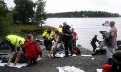 Трагедия в Норвегии - вопросы к полиции