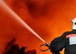 Сильный пожар в Москве удалось потушить