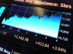 Американские биржи показали рост