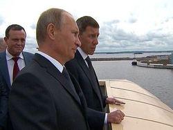 Как Петербург защищают от наводнений?