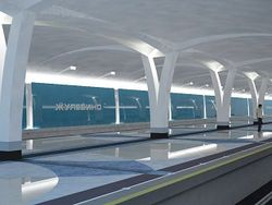 Инвесторам: метро в р-не Жулебино появится уже к 2013 году