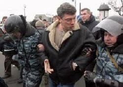 За что на самом деле задержали Немцова?