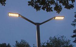 Где в Украине установят светодиодное освещение?