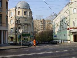 В Москве расширят Плющиху