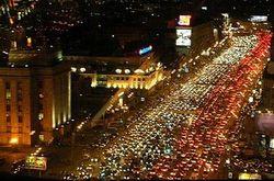 Медведев считает, что пробки в Москве никогда не исчезнут?