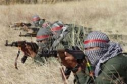 Турция нанесла авиаудар по курдам?