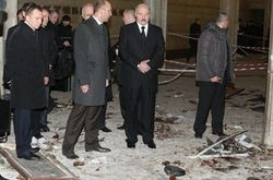 Минский теракт совершил … пьяный?