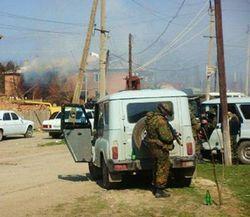 В Ингушетии застрелили офицера полиции