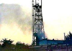 На шахте в Украине снова ЧП