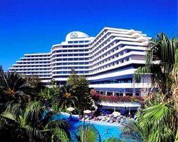 В Турции анонсировали строительство нового отеля «Шератон»