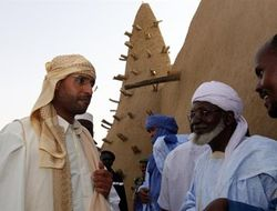 Внуки и сын Каддафи погибли в Ливии?