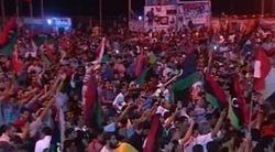 Каддафи призвал народ Ливии сплотиться и защитить страну