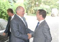 Лукашенко и Медведев – шаг к примирению?