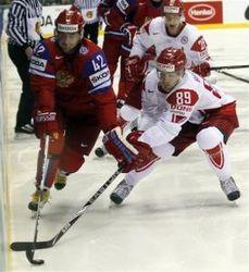 Россия продолжает победную серию в Словакии