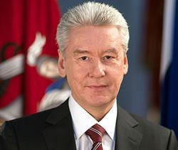 Кого поздравил мэр Москвы?