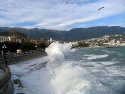 Каковы последствия сильного шторма в Крыму?