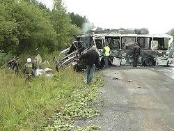 Пьяный водитель спровоцировал кровавую аварию