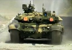 Инвесторам: Россия представила новейший танк Т-90С (видео)