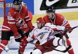 Канадцы сложили клюшки пред Россией