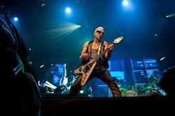 Отгремел прощальный концерт Scorpions в Краснодаре