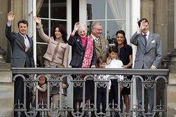 Каковы цели визита королевы Дании в Россию?