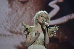 Украинка ушила платье и стала четвертой на Евровидении