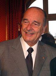 Жака Ширака будут судить без его участия