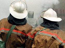 В центре Москвы горело административное здание