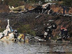 В авиакатастрофе под Ярославлем выжили двое