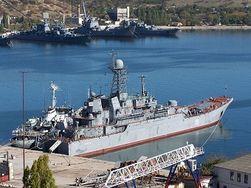 Украина требует от Черноморского флота РФ платы «за проезд»