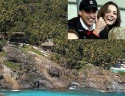 Принц Уильям и Кейт сбежали от папарацци в джунгли?