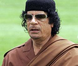 Каддафи отправил жену и дочь в Тунис?