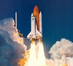 Какие повреждения в космосе получил шаттл?