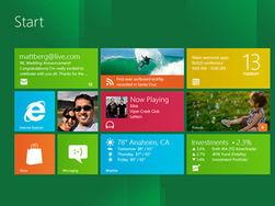 Кто уже может загружать Windows 8?