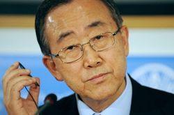 К чему призвал генсек ООН?