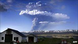 Чем грозит Европе извержение вулкана Гримсвотн?