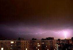 Как долго в Москве продлятся грозы?