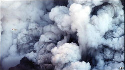 Накроет ли пепел исландского вулкана Европу?