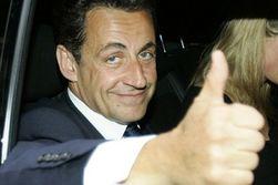 Каким видит будущее Палестины Саркози?