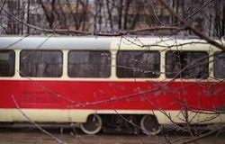 Почему в Москве остановилось трамвайное движение?
