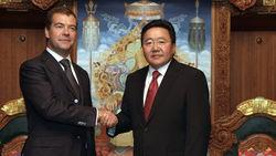О чем будут говорить президенты России и Монголии?