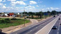 Что стало причиной огромной пробки на трассе между столицами?