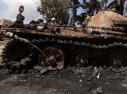 В Триполи обнаружены массовые захоронения