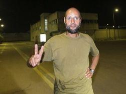 К чему призвал ливийцев сын Каддафи?
